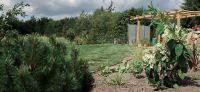 32_baufertigstellung_bepflanzung_treppenbau_natursteinmauer_pergola_gartenblick_gartenplanung