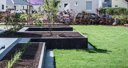 Gartengestaltung In Leipzig   Harmonie Auf Allen Ebenen