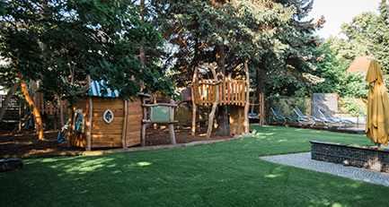 Gartenziel: Strahlende Kinderaugen & Rückzugsort für die Familie